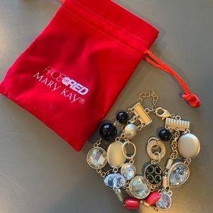Mary Kay Race For Red Bracelet
